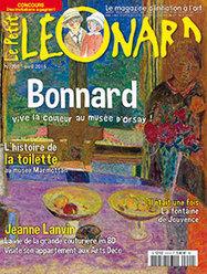 Le Petit Léonard n° 201 - Avril 2015 | Revue de presse Pierre Flamens | Scoop.it