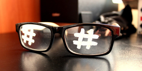 How to Use Twitter Hashtags to Get Noticed | Super Social Media | Scoop.it