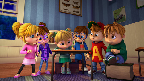 Licensing.biz - PGS secures 100 per cent of the play and free TV carriage in Europe for ALVINNN!!! and The Chipmunks | ALVINNN!!! and The Chipmunks | Scoop.it