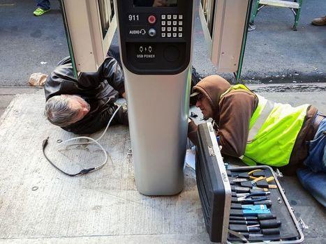 New York is finally installing its promised public gigabit Wi-Fi | Webolution | Scoop.it