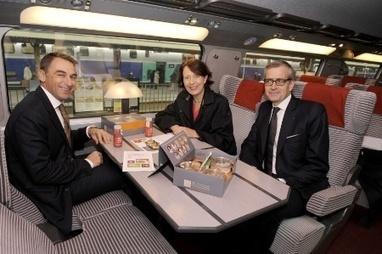 Le duo Newrest-Elior décroche l'offre de restauration à bord des TGV | New Trend for food | Scoop.it