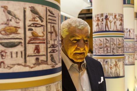 'El escaneado de la tumba de Tutankamón es una estupidez' | Egiptología | Scoop.it