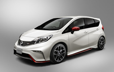 Nissan Note Subcompact Gets NISMO Treatment: Forbidden Fruit - Motor Authority | Nissan Cars | Scoop.it
