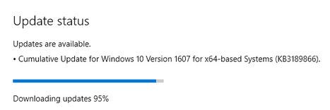 Patchday bei Windows 10: KB3189866 hängt beim Download   Free Tutorials in EN, FR, DE   Scoop.it