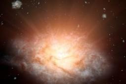 NASA descubre galaxia remota más brillante del Universo   Era del conocimiento   Scoop.it