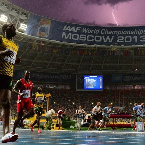Incredible Usain Bolt Shot May Be the Best Sports Pic of 2013   Knowledge Management - Insights from KM Institute   Scoop.it
