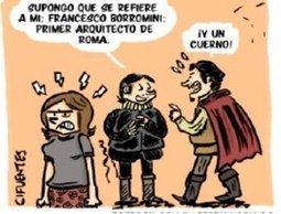 Historieta: la clase de sociales en cómics | BiblioTICLengua&Humanidades | Scoop.it