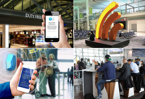 airlinetrends.com » How airports are responding to today's connected travellers with mobile services and tech amenities | Schiphol | Scoop.it