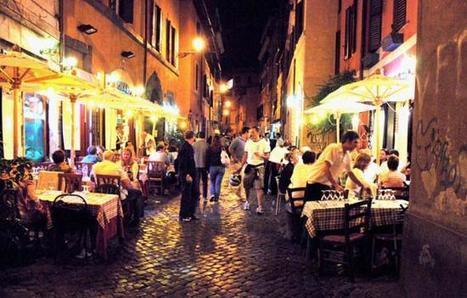 Visitare Roma di Notte – Itinerario notturno nel centro di Roma   Rome Guide: diario di Viaggio   Travel Guide about Rome, Italy   Scoop.it