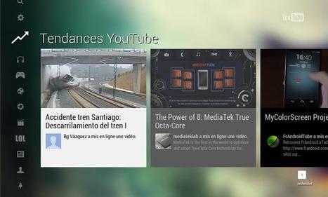 Astuce: Passer YouTube en mode TV | Geeks | Scoop.it