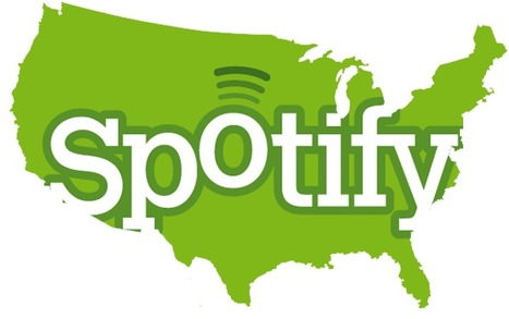 Spotify Announcing US Launch - April Fool's!!? | Social media marketing | Scoop.it