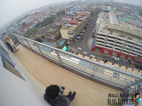 Pemandangan Indah Dari Tower Masjid Jabal Arafah Kota Batam | Anggi Alfonso | Scoop.it