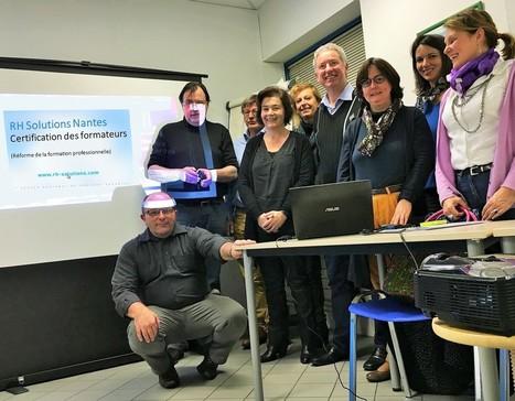 RH Solutions Nantes certifie ses formateurs en portage salarial   Portage salarial RH Solutions   Scoop.it