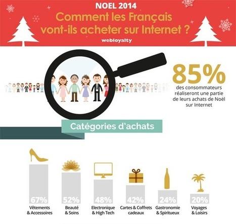 Les achats de Noël sur internet   Web2Store   Scoop.it