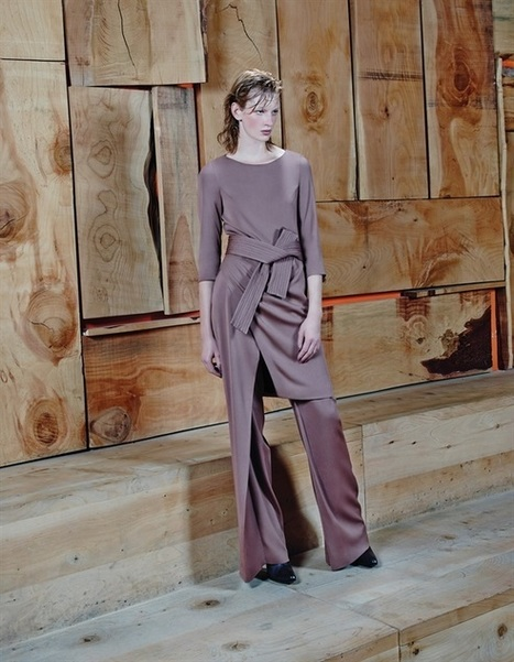 Malloni fall-winter 2015-2016 - Vogue.it | Le Marche & Fashion | Scoop.it