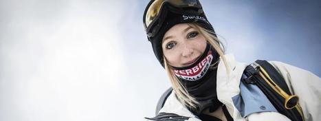 Estelle Balet : Une championne de snowboard fauchée en pleine ascension (vidéos) | T3 - Santé, sport, alimentation | Scoop.it