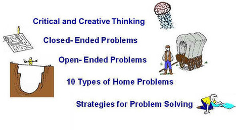 Thoughts on Problem Solving | Learning | Scoop.it