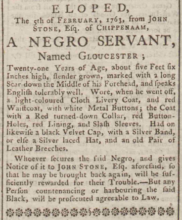 Runaway Slaves in Britain :: Home | Diverse Books and Media | Scoop.it