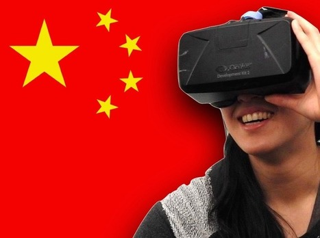 China is setting up a VR industry alliance | 3D Virtual-Real Worlds: Ed Tech | Scoop.it