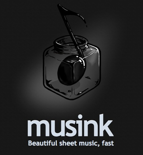 Musink - Free notation software; Free composition software | educacion-y-ntic | Scoop.it