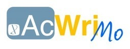 This month is #AcWriMo 2013 - The Chronicle of Higher Education | AcWriMo | Scoop.it