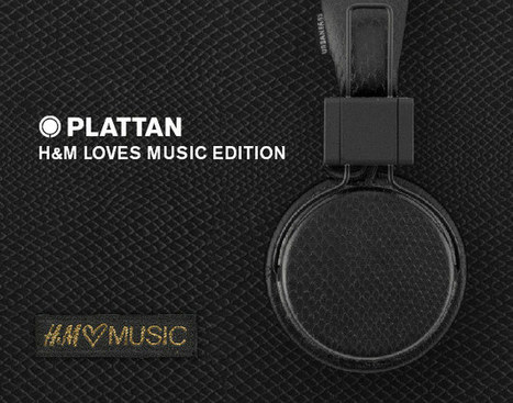 Let's party! The Urbanears Plattan H&M <3 Music Edition is here | Accesorios iPhone y iPad por Jaimezebus | Scoop.it