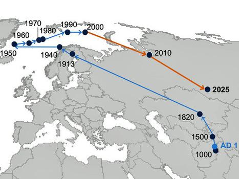 Ιστορία 2000 χρόνων της παγκόσμιας οικονομίας | omnia mea mecum fero | Scoop.it