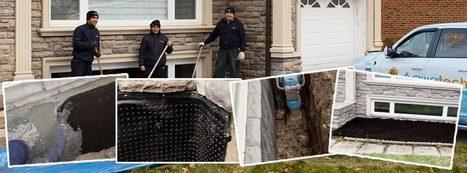 Basement Waterproofing   Foundation Waterproofing Toronto   Scoop.it