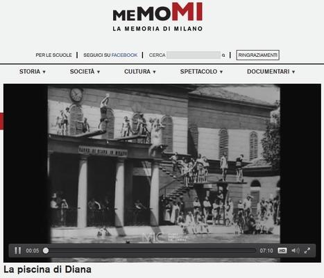 MEMOMI: la web tv sulla memoria di Milano | Généal'italie | Scoop.it