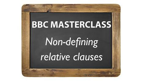 BBC Learning English - Course: Towards Advanced / Unit 1 / Session 1 / Activity 1   English Blackboard   Scoop.it
