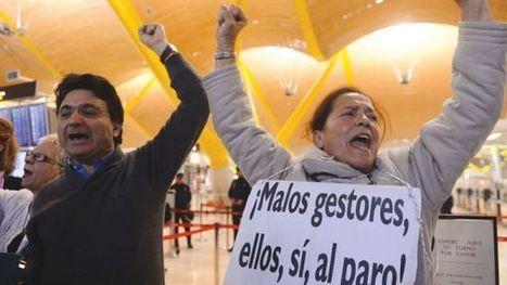 Spain's unemployed reach 5 million | New Europe | LEGAL CENTRE | Scoop.it