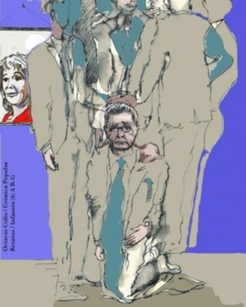 Retratos / Infames 6: Ruiz-Gallardón | Crónica Popular | Partido Popular, una visión crítica | Scoop.it