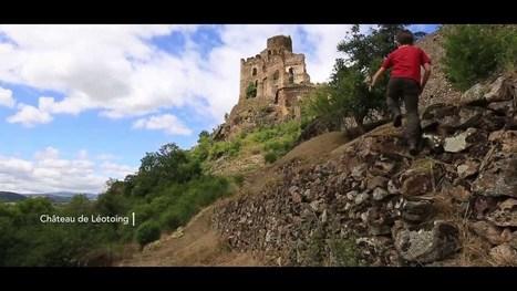 """Les Pays de Saint Flour - """"Allez, on part en voyage"""" - YouTube   Le Cantal, terre d'Auvergne   Scoop.it"""