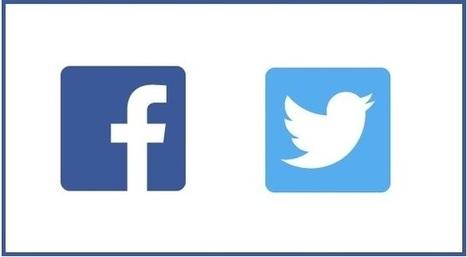Twitter serait-il plus utilisé pour le partage de contenu que Facebook ? | Smartphones et réseaux sociaux | Scoop.it