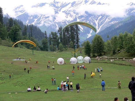 Indulge in Adventure Sports with Summer time Manali Packages from Delhi | Kullu Manali tour with cheap airfare | Scoop.it