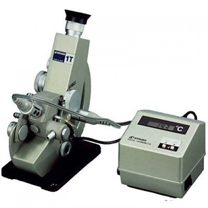 Atago Abbe Refractometer Model 1217 1T-LO - 1.1500-1.4800nD   Refractometers   Scoop.it
