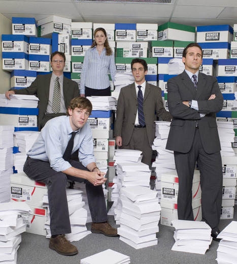 The Office To End After Upcoming Ninth Season   Morning Show prep   Scoop.it