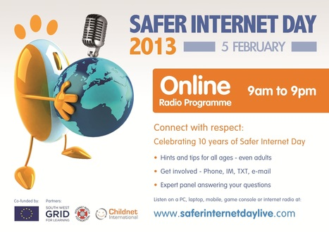 Live Radio - UK Safer Internet Centre E-mail your entries  BY 30 JANUARY 2013. | Be  e-Safe | Scoop.it
