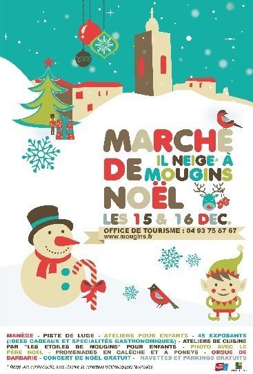 Le marché de Noël de Mougins : des loisirs pour toute la famille | Spécial Noël | Scoop.it