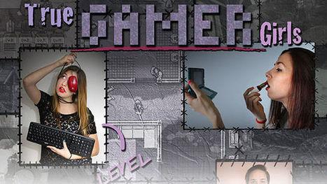 'Chupamandos' y el insulto fácil contra las jugadoras de videojuegos   Mujeres el 51 por ciento de la población   Scoop.it