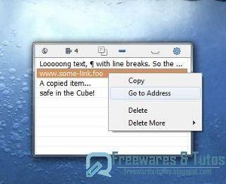 ClipCube : un logiciel portable pour améliorer le presse-papiers   Time to Learn   Scoop.it