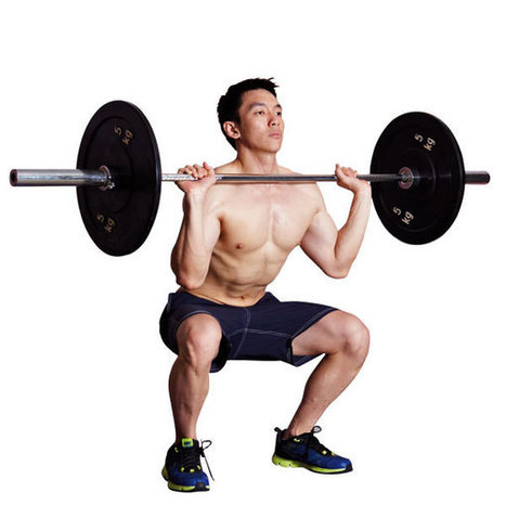 Supercharge Your Squat | Carmel Health and Athletics | Scoop.it