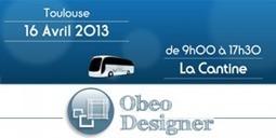 Samedi 16 avril 2013: Roadshow Obeo Designer | Tech in Toulouse | Scoop.it