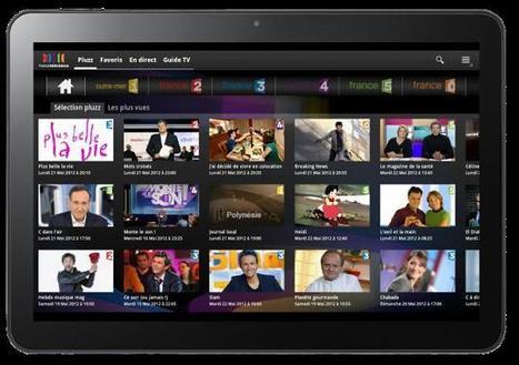 France TV arrive sur Google Play | La TV connectée et le commerce by JodeeTV | Scoop.it