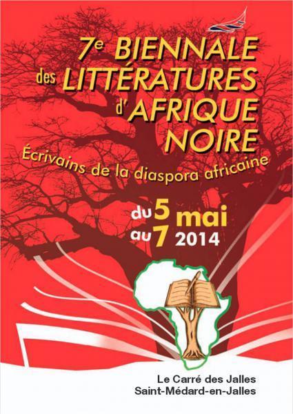 7ème Biennale des littératures d'Afrique noire | L'Afrique se livre | Scoop.it