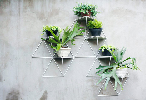Garden Modules by Luisa + Lilian Parrado - Design Milk | CLOVER ENTERPRISES ''THE ENTERTAINMENT OF CHOICE'' | Scoop.it