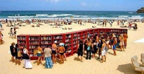 """""""Librerie da Spiaggia"""" per promuovere la lettura   letteratura   Scoop.it"""