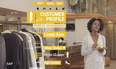 Retail Store Business Rises with Beacon App Development | Mobile is all about apps | Scoop.it