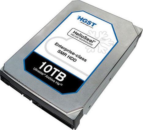 HGST livre son disque dur de 10 To à l'hélium | Techno News | Scoop.it