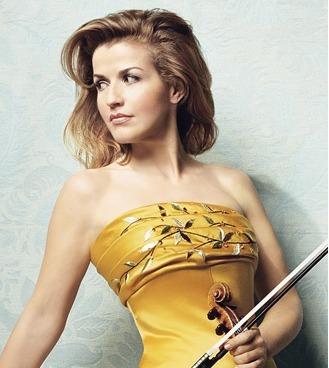 Anne-Sophie Mutter in Beethoven's concerto (Cadenza) | Violins | Scoop.it